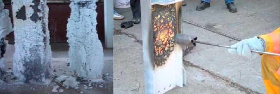 Pintura Intumescente contra Incendios
