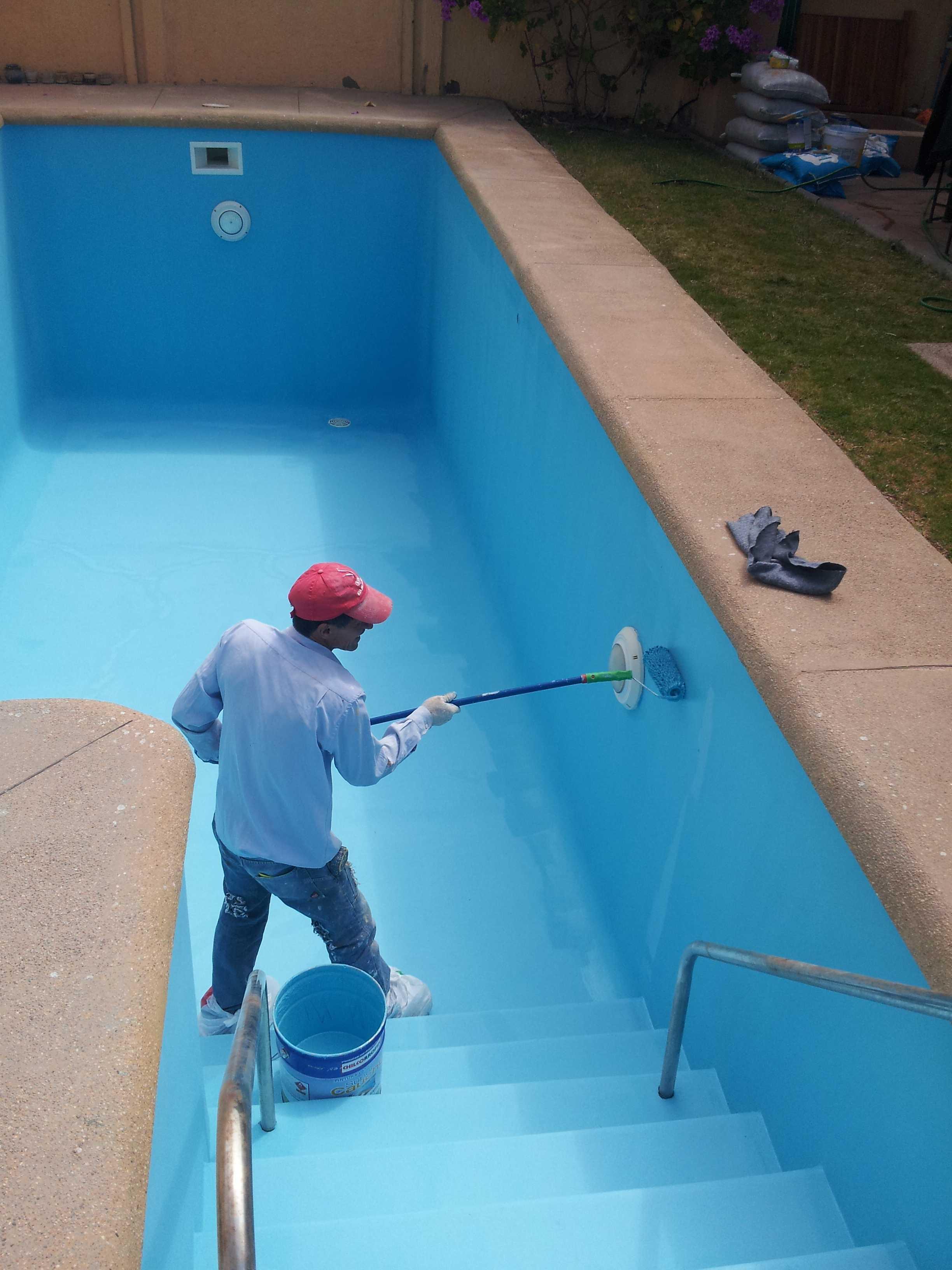 Precio pintura clorocaucho piscinas precio pintura - Precio de piscinas ...