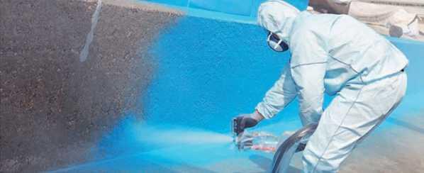Pintura al agua para piscinas azul de 4lt jafep - Pintura de piscina ...